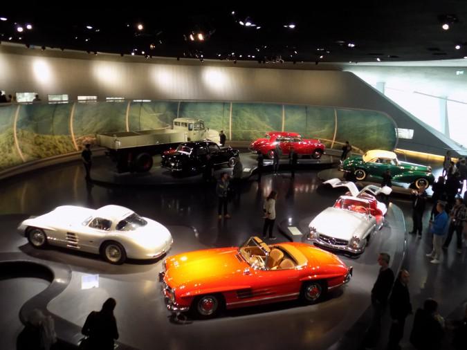 Mercedes muzej