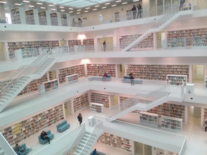 Stadbibliothek Stuttgart