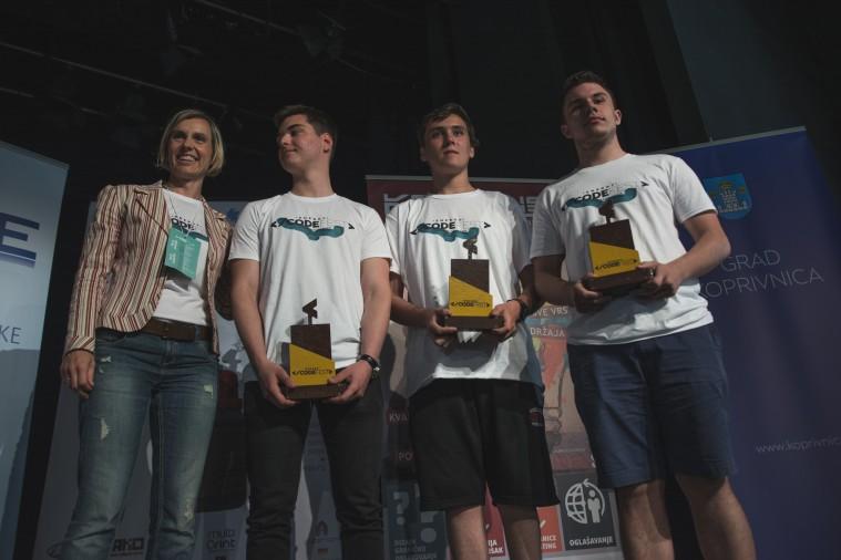 Najmlađi tim_nagrada publike