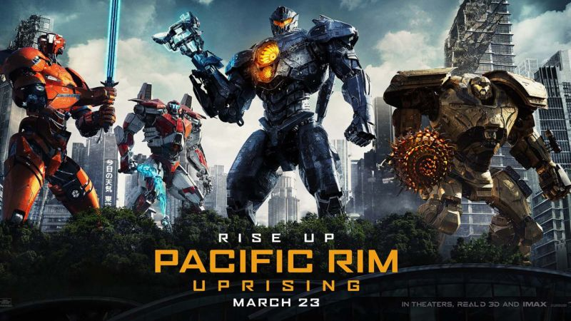 Re: Pacific Rim: Uprising / Pacific Rim: Povstání (2018)