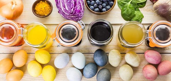 Farbanje uskrsnjih jaja na prirodan nacin 665 l