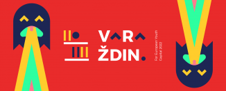 Službeni vizual 'Varaždin for European Youth Capital 2022'