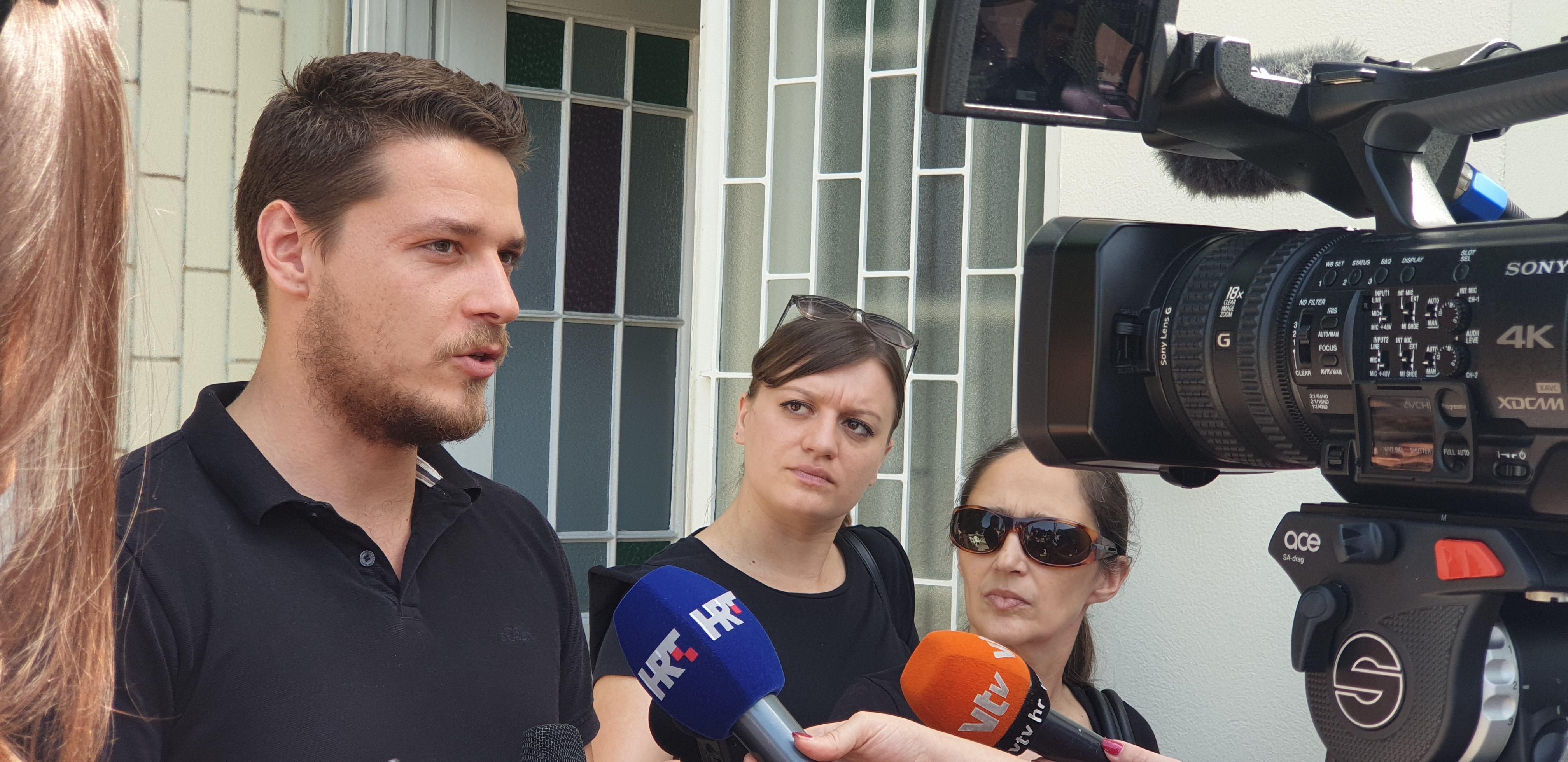 Nino Preložnjak, koordinator kandidature Varaždin za Europsku prijestolnicu mladih 2022.