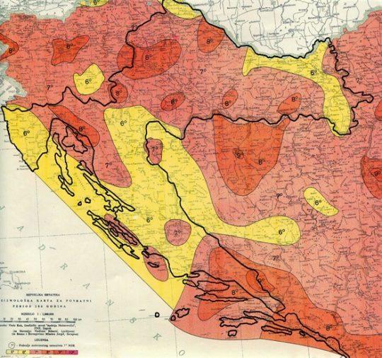 Povijesni Pregled Znacajnijih Potresa U Hrvatskoj Regiji I Svijetu Pressedan